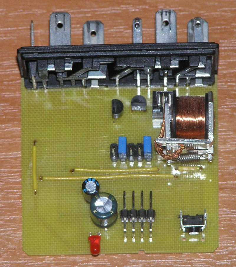 схема подключения сигнала шкода октавия. типы пакеров для ппд.